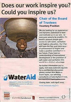 Ad for Board Job