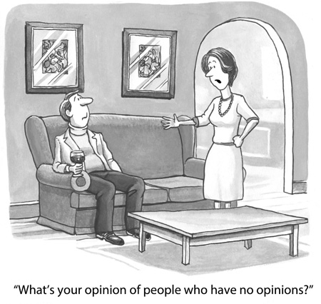 Opinion Cartoon